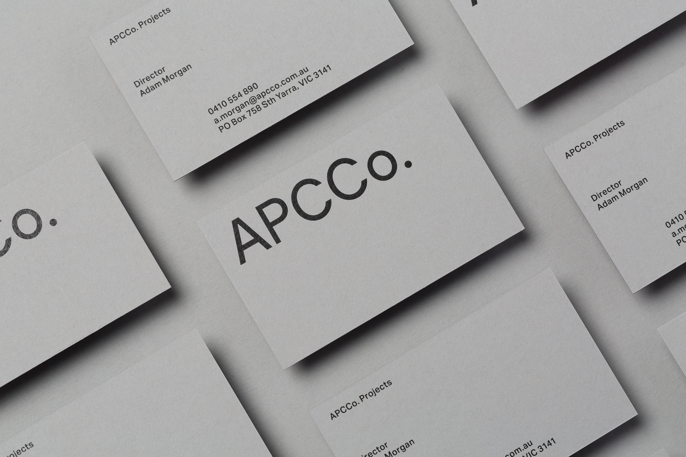 APCCo. Projects
